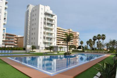 Apartment in Aqua Nature La Mata 3 Nº A2D on España Casas