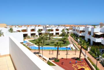Penthouse appartement dans Secreto de la Zenia 2 Nº 006 in España Casas