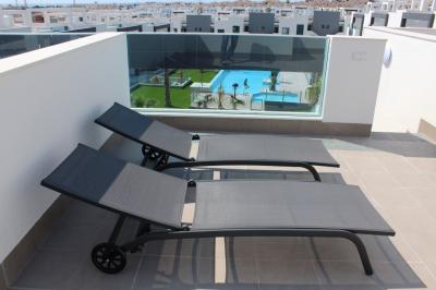 Top floor apartment in Oasis Beach Punta Prima 9 Nº 096 in España Casas