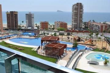 Appartement à Sunset Drive Benidorm 2 Nº 225 in España Casas