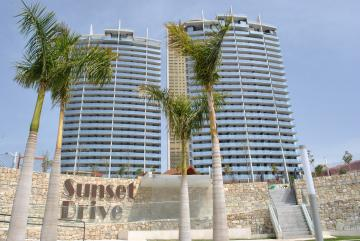 Apartment in Sunset Drive Benidorm 2 Nº 225 in España Casas