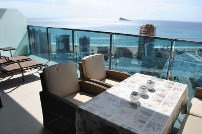 Apartment in Sunset Drive Benidorm 2 Nº 239 on España Casas