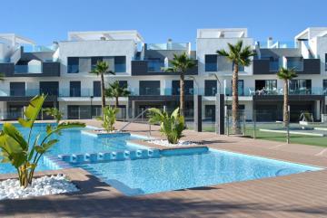 Apartment in Oasis Beach El Raso 12 Nº 152 on España Casas