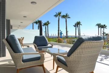 Ground floor apartment in Infinity View 3 Nº 104 in España Casas