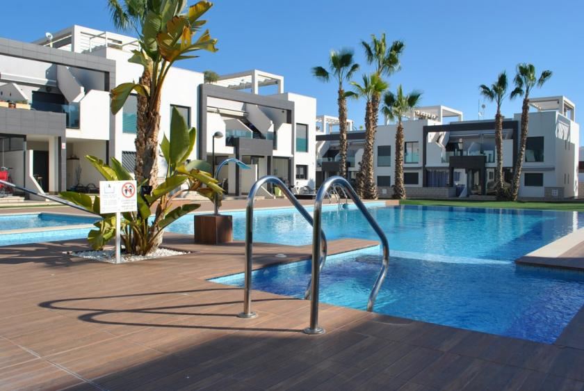 Ground floor apartment in Oasis Beach La Zenia 1 Nº 007 in España Casas