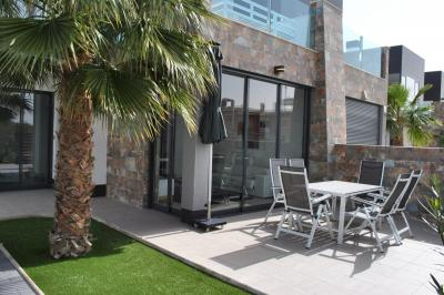 Holiday home in Oasis Hill Campoamor 2 Nº 09 in España Casas