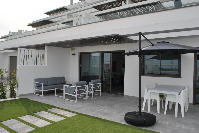 Seascape Resort Finestrat Nº 014 in España Casas