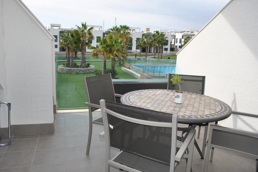 Top floor apartment in Oasis Beach La Zenia 2 Nº 038 in España Casas